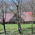 old barn maysville,Ga. by KraZyGuy78