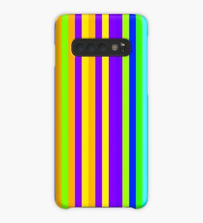 Stripes 002 Case/Skin for Samsung Galaxy