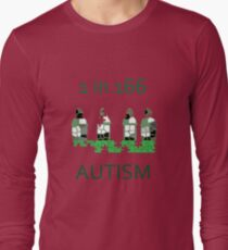 Autism 1 in 166 T-shirt Long Sleeve T-Shirt