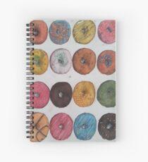 911 Spiral Notebook