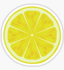 Lemon Slices Sticker