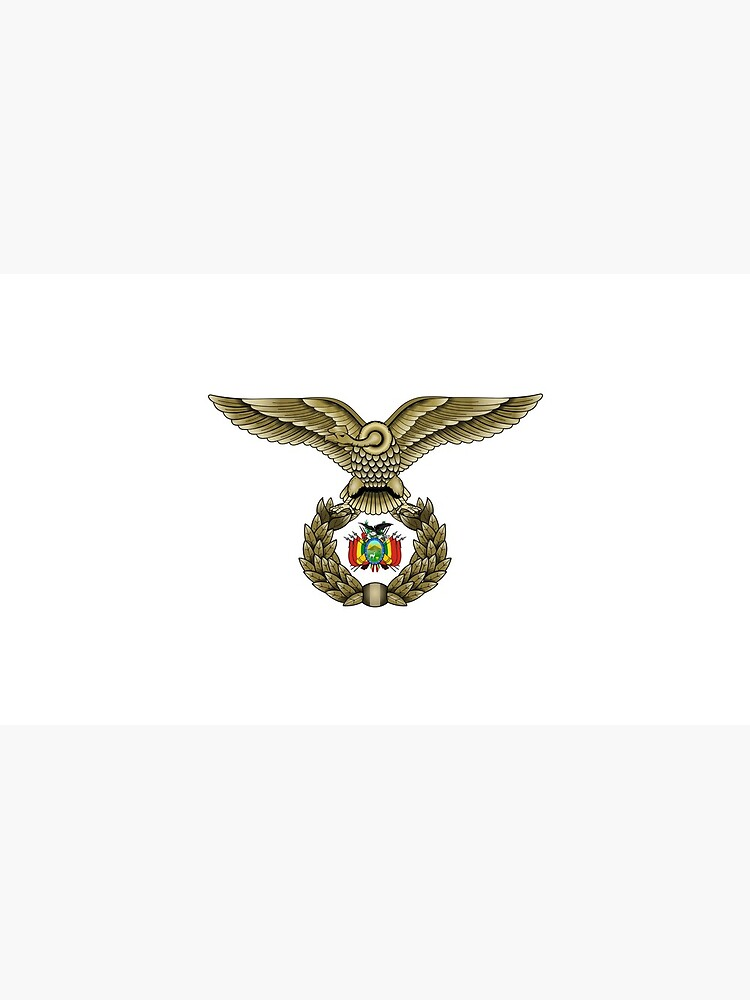 Emblem of Bolivian Air Force  by ofmany