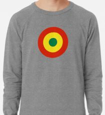Roundel of Bolivian Air Force Lightweight Sweatshirt