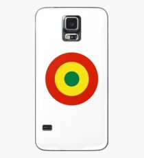 Roundel of Bolivian Air Force Case/Skin for Samsung Galaxy