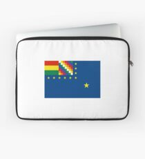 Naval Ensign of Bolivia  Laptop Sleeve