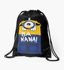 BAD MINION Drawstring Bag