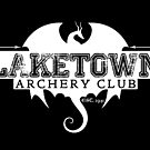 Laketown Archery Club (Dark) by curiousfashion