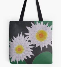 Lotus Two Tote Bag