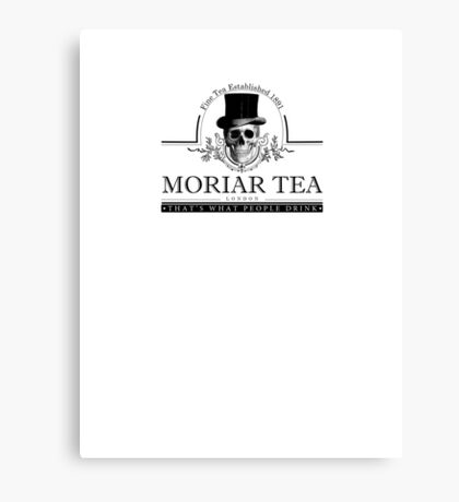 Moriartea of London - Sherlock Canvas Print