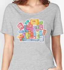 Bunch of Blockheads Women's Relaxed Fit T-Shirt