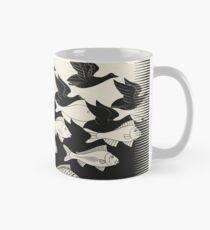 Sky and Water I - Maurits Cornelis Escher Mug