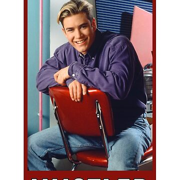 Zack Morris Saved By the Bell Hustler by 815seo