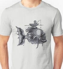 Sarah's Fishing trip Unisex T-Shirt