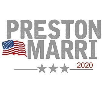 Preston/Marri by beautifullove
