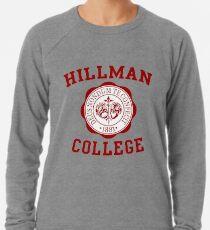 HILLMAN COLLEGE Leichter Pullover