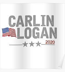 Carlin Logan Poster