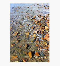 Rocks to the Horizon (V2) Photographic Print