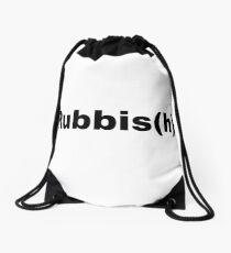Rubbis(h) Drawstring Bag