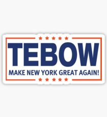 Tebow, MNYGA! Sticker