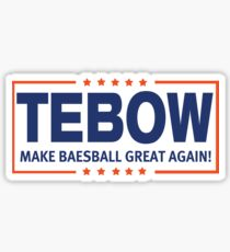 Tebow, MBGA! Sticker