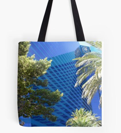 mgm grand tote bags redbubble. Black Bedroom Furniture Sets. Home Design Ideas