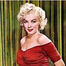 «MARILYN MONROE 1952» de colorcollective