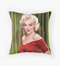 MARILYN MONROE 1952 Throw Pillow
