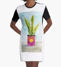 Sans III Graphic T-Shirt Dress