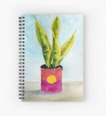 Sans III Spiral Notebook