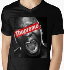 Thupreme - Mike Tyson Men's V-Neck T-Shirt