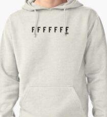 Fast Food Fryday's - Black Logo Pullover Hoodie