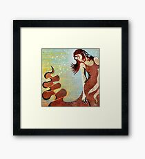 ...Until The End of The World Framed Print