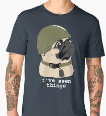 Pug of War Men's Premium T-Shirt