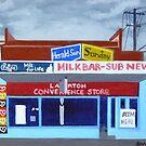 Laverton Convenience Store by Joan Wild