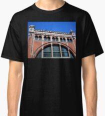 Power Station Façade, Malmo, Sweden Classic T-Shirt