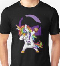 Unicorn-Dab-Taco-Bell Unisex T-Shirt