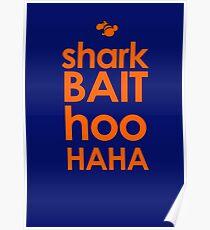 Póster Cebo para tiburones