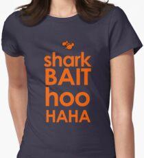 Shark Bait  Women's Fitted T-Shirt