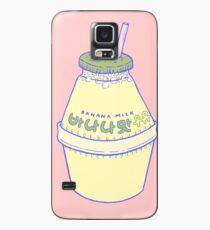 Banana Milk Case/Skin for Samsung Galaxy