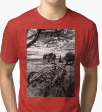 After the Goldrush Tri-blend T-Shirt