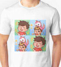 Albertsstuff + Flamingo Unisex T-Shirt