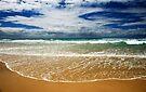 Surreal Sea by Extraordinary Light
