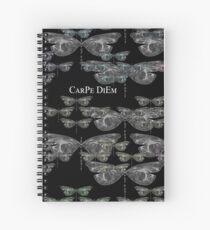 Cuaderno de espiral Carpe Diem