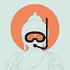 Buddha : Take A Deep Breath! by Thoth Adan