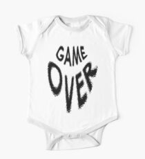Game Over - Games - Over One Piece - Short Sleeve