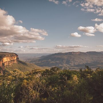 Blue Mountains - Australia by bigbear