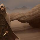 Fremen Warrior by Christina Lorenz