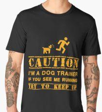 Dog Trainer Gift Men's Premium T-Shirt