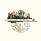 Thursday City by fieldandsky