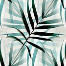 Abstract Of A Palm Leaf by SexyEyes69